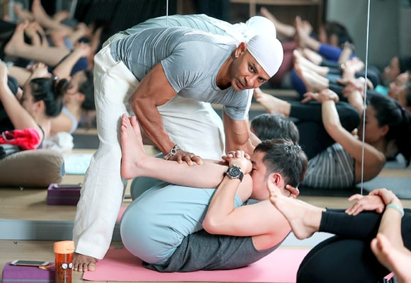 Natural Healing with Yoga & Nutrition