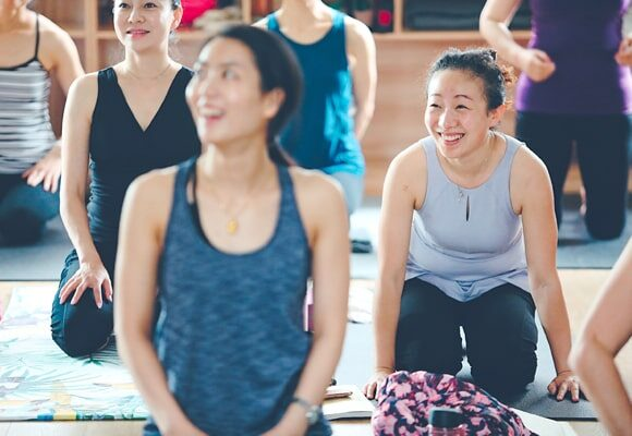 Weight Loss with Yoga & Nutrition