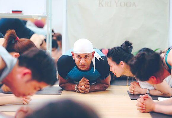 Kri Yoga Shakti