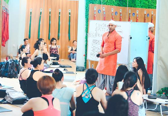 Kri Yoga Drills